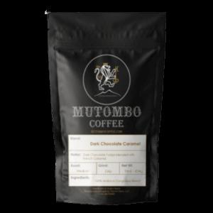 Mutombo Coffee dark chocolate