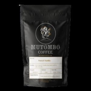 Mutombo Coffee french Vanilla