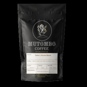 Mutombo Deke's house blend
