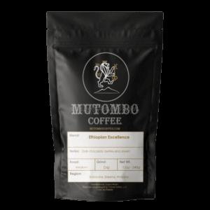 Mutombo Coffee Ethiopian Excellence