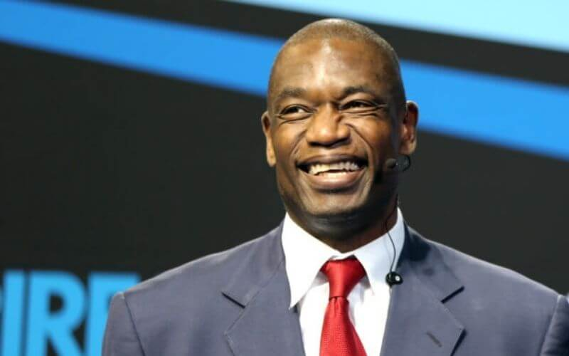 In The News- Global humanitarian, NBA Hall of Famer Dikembe Mutombo joins the DMCC Coffee Centre