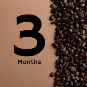 MUTOMBO COFFEE BOX SINGLE SELECTION - 3 MONTH SUBSCRIPTION