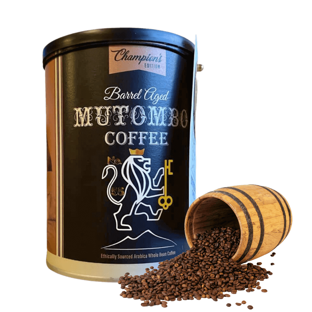 Champion's Edition Barrel Aged Coffee