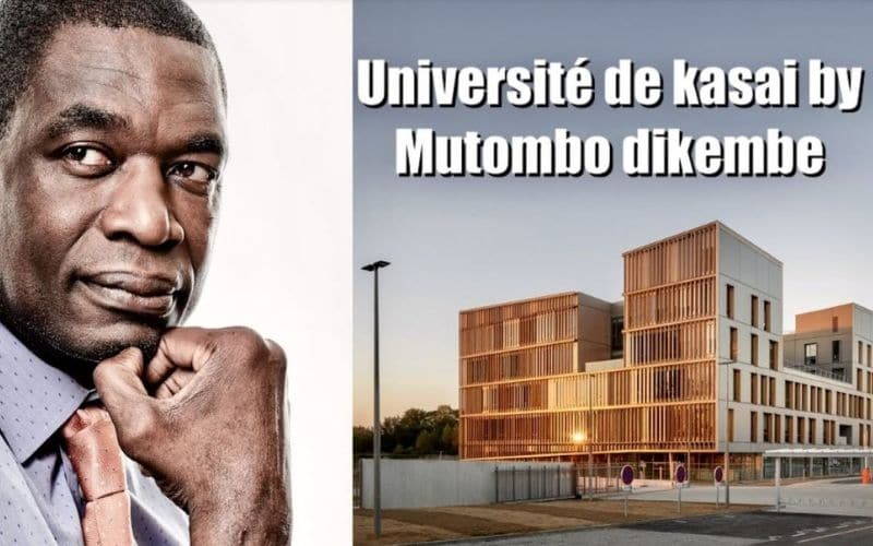 MUTOMBO DIKEMBE PARLE DE SA BIOGRAPHIE ET DUNE CONSTRUCTION D'UNE ÉCOLE GRATUITE AU CONGO