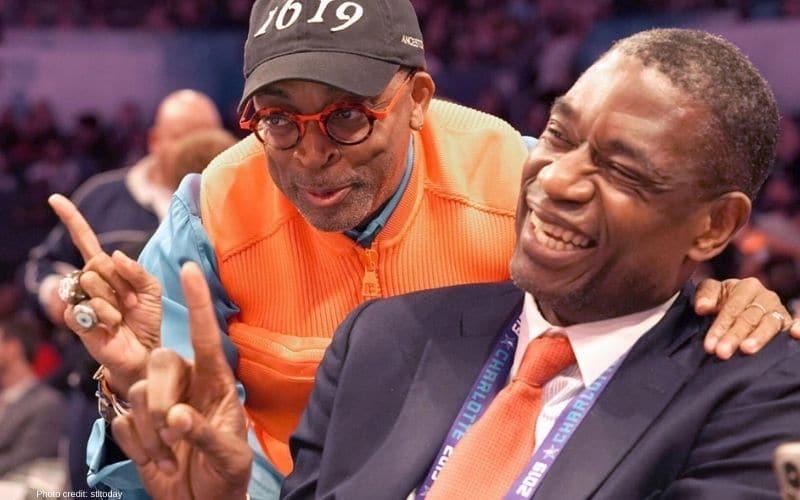 NBA legend Dikembe Mutombo visits St. Louis for coffee talk, partnership